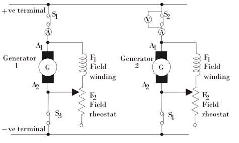 dc generator wiring diagram rectifier wiring diagram