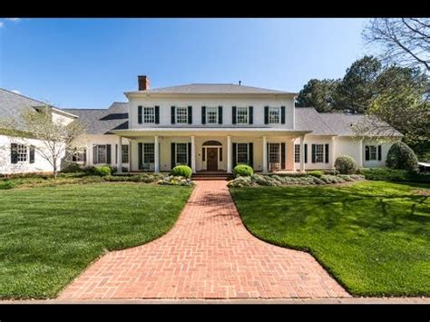 5 million dollar grand estate luxury homes in atlanta