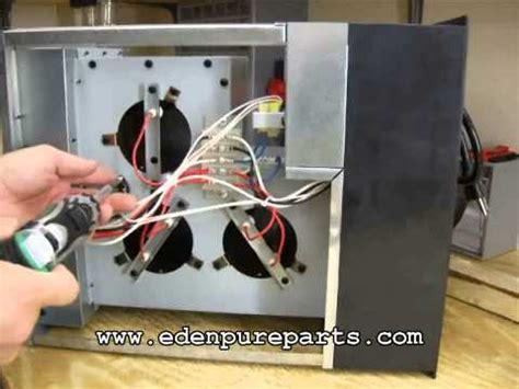 edenpure heater fan not working sensor fan youtube