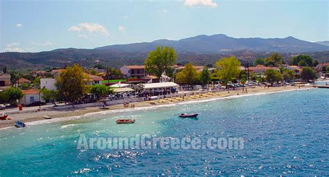 Holidays In Evia Greece by Evia Holidays Travel Guide Greece