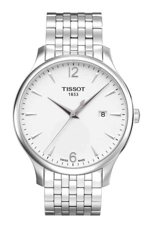 Tissot Tradition Gent T0636101603800 orologio uomo tissot tradition gent t0636101103700 t0636101103700 310 orologi orologio