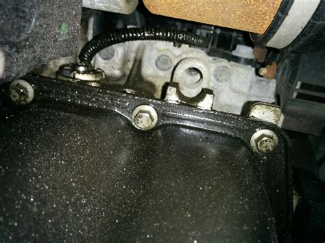 accident recorder 2011 mini clubman electronic valve timing service manual 2009 mini cooper clubman valve pan leak repair suspected oil pump solenoid