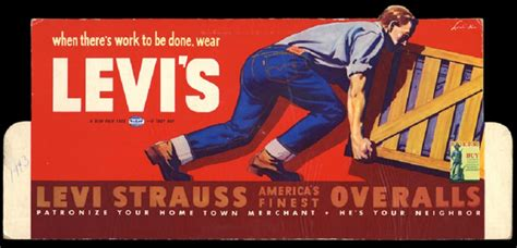 Levi Strauss Co Mba Internships by Turn Em Up The History Of The Blue Jean Cuff Levi Strauss