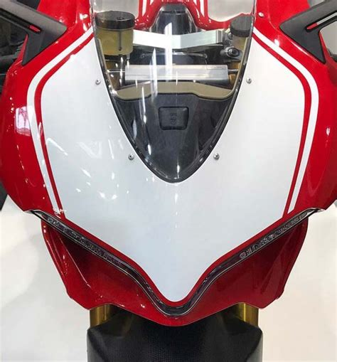 Aufkleber Ducati Panigale R by Aufkleber Startnummernfeld Front Wei 223 F 252 R Ducati Panigale