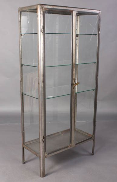 Architecturals by Vintage Metal Vitrine Recycling The Past Architectural