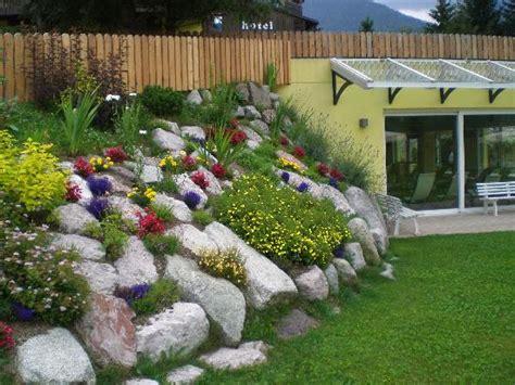 ristoranti co de fiori giardino roccioso dell hotel centro pineta picture of