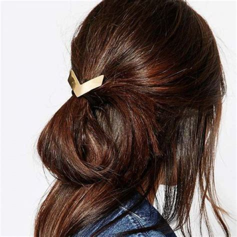 how to shape hair at ends stylish v shape hair band for women mirror mirror