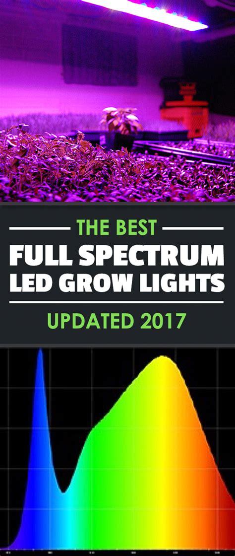 diy spectrum led grow light the best spectrum led grow lights updated 2017