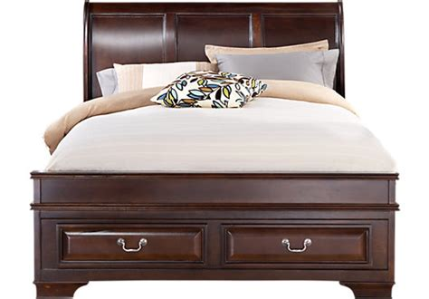 rooms to go king beds rooms to go mill valley 5 pc king storage bed online