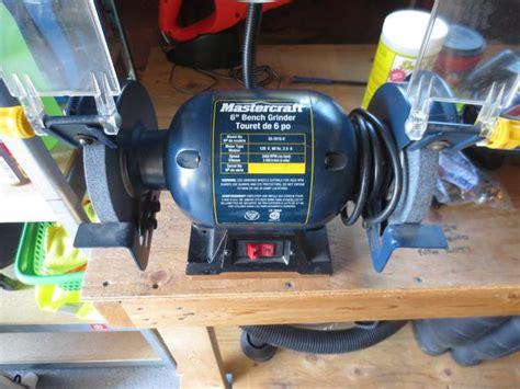 mastercraft bench grinder bench grinder oak bay victoria