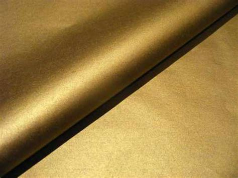 How To Make Gold Paper - metallic gold luxury premium tissue paper