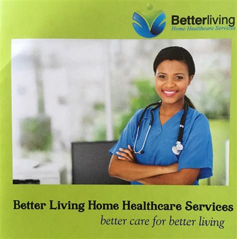 better living home healthcare services llc coupons near me