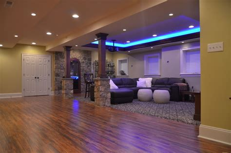 Finished basement ideas ? photos, tips and cost estimates