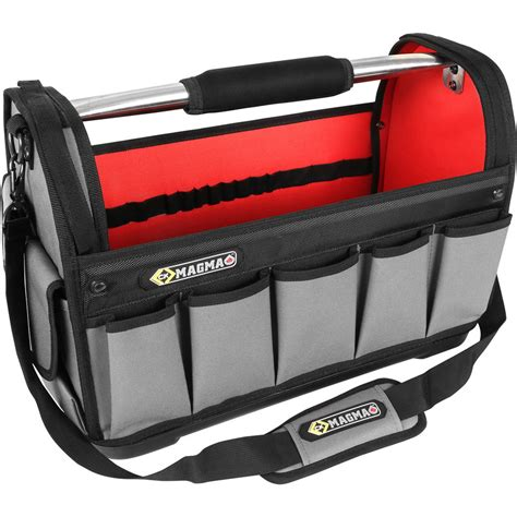 Bag C K c k magma open tool tote 18 quot toolstation