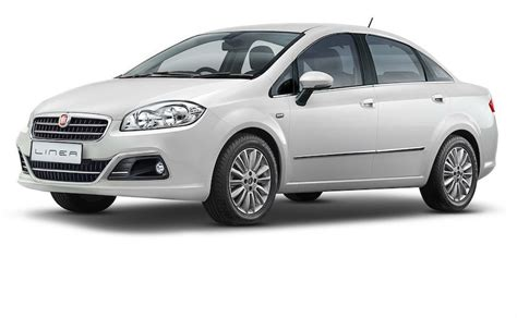 fiat linea 125 s launched in india at rs 7 82 lakh punto