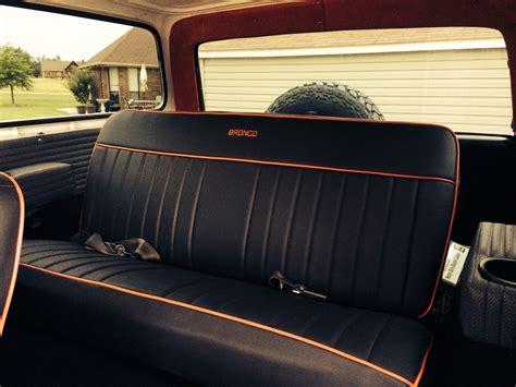upholstery for trucks rick s custom upholstery completed truck 37
