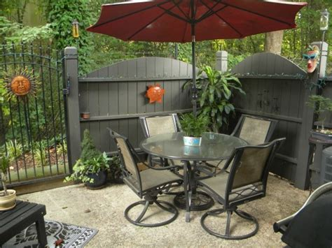 backyard ideas on a budget patios 15 fabulous small patio ideas to make most of small space