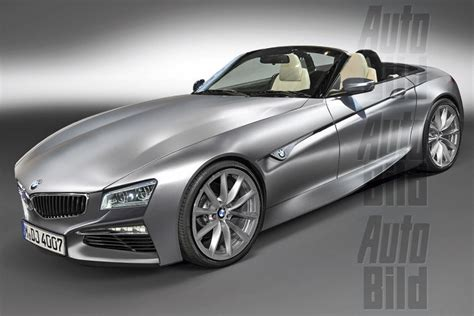 Bmw Z3 2020 by Bmw Aims To Replace Z4 Roadster Before 2020