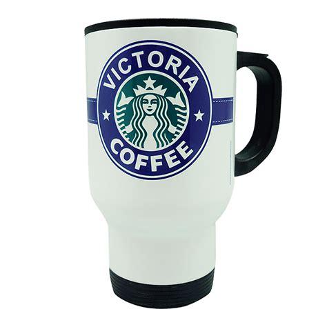 Char Coll Stainless Travel Mug Jual Travel Mug Starbucks Custom Char Coll Gifts