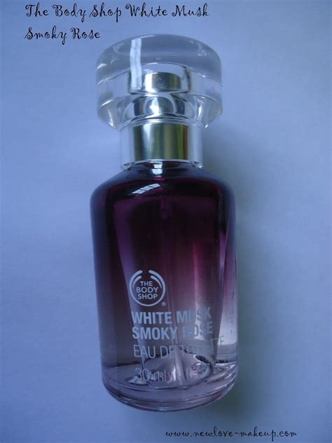 Parfume The Shop Smoky New Edt 60ml the shop white musk smoky edt review new makeup