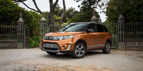 Suzuki Vitara Review by 2016 Suzuki Vitara Review Caradvice