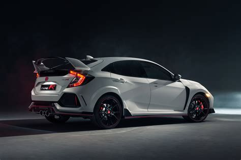 2017 Honda Civic Type R Pictures Evo