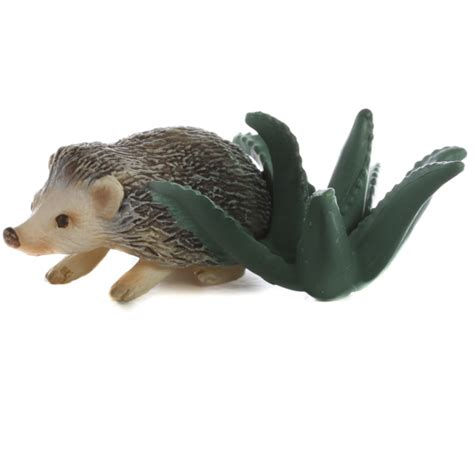 Paper Craft Four Toed Hedgehog miniature four toed hedgehog garden miniatures dollhouse miniatures doll