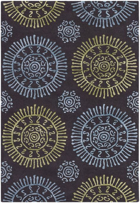 Stanton Area Rugs by Chandra Stanton Sta31601 Area Rug