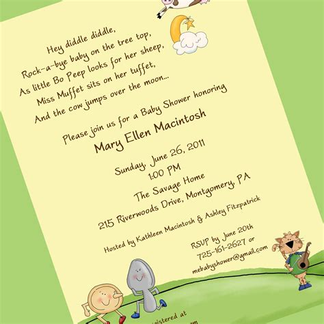 Wedding Announcement Rhymes by Rhymes For Baby Shower Invitations Yourweek 0f3715eca25e