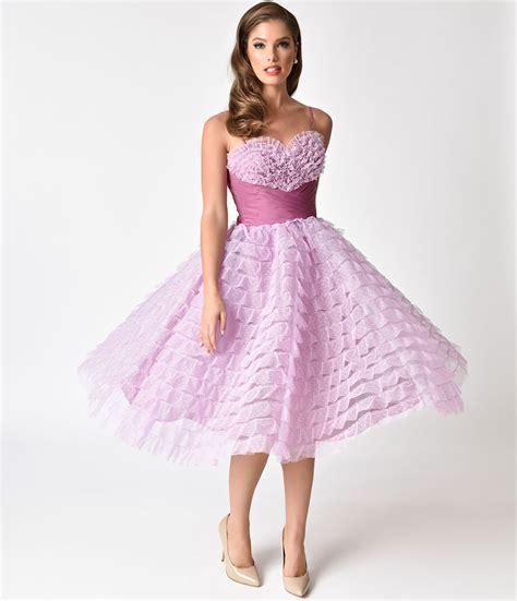 Alika Dress By Zhalfa 1950s cocktail dresses dresses