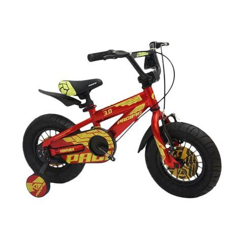 sepeda mtb pasific ventura 3 0 jual pacific ventura 3 0 bmx sepeda anak 12 inch