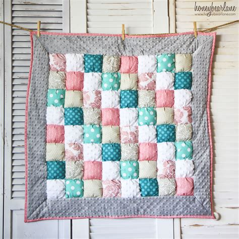 Puff Quilt The Last Three Puff Quilts Honeybear