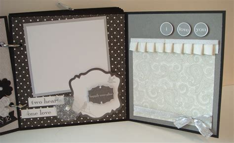 wedding album scrapbook kit artsy albums mini album and page layout kits and custom