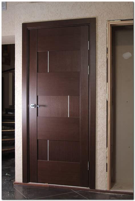 desain pintu depan rumah minimalis modern contoh pintu bilik tidur desainrumahid com