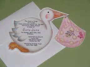 handmade baby shower invitations dancemomsinfo
