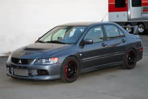 Mitsubishi Evo 2006 Price Add Estimated 14 6 Horsepower To 2006 Mitsubishi Lancer