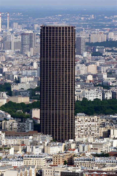 De Montparnasse Is Open In La by Tour Montparnasse The Skyscraper Center