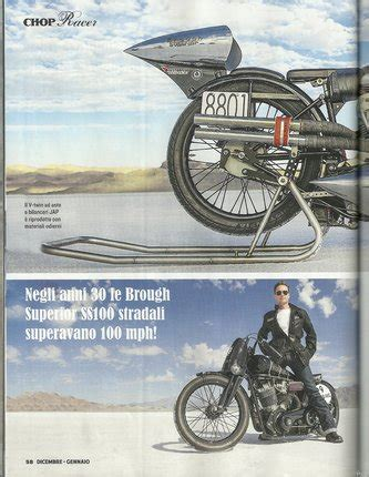 Motorrad Magazine Germany by Brough Superior