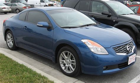 how does cars work 2008 nissan altima parking system file 2008 nissan altima coupe front jpg wikimedia commons