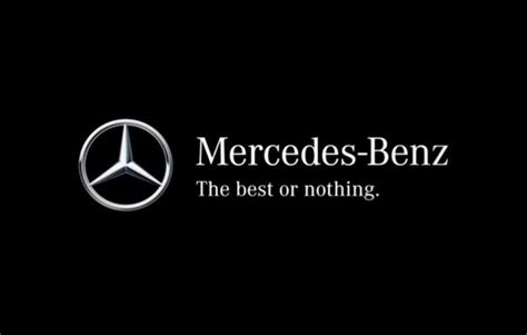 Mercedes Slogan Mb S New Slogan The Best Or Nothing Remember