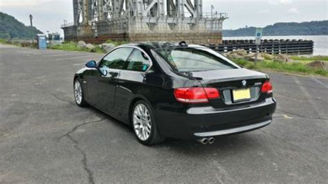 buy car manuals 2008 bmw 3 series parking system find used 2008 bmw 328i coupe sport package manual black on tan leather very clean in fort lee
