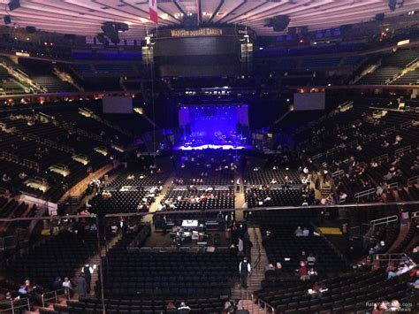 msg section 1 madison square garden section 204 concert seating