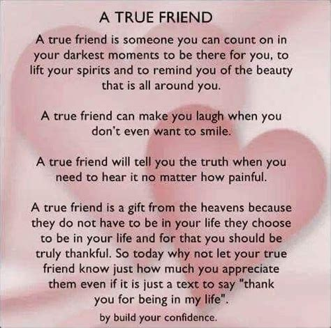 thank you letter to a true friend pin by shehnaaz omar on quotes an stuff truths