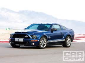 2009 Ford Shelby Gt500 Ford Mustang Shelby Gt500kr Specifications Images