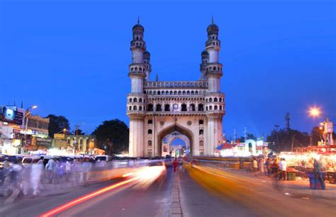 interesting facts  charminar hyderabad