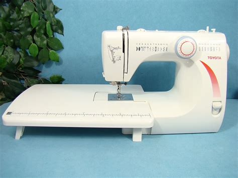 toyota stf39 sewing machine extension table