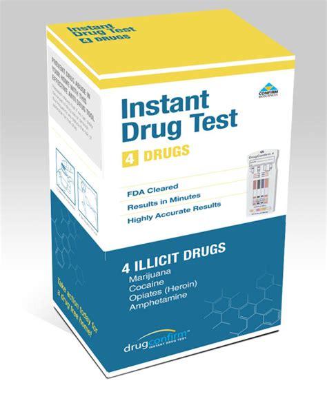 drugconfirm advanced 4 panel urine test kit