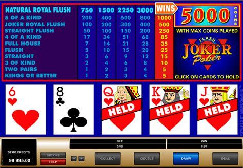 play joker poker  microgaming    casino hex