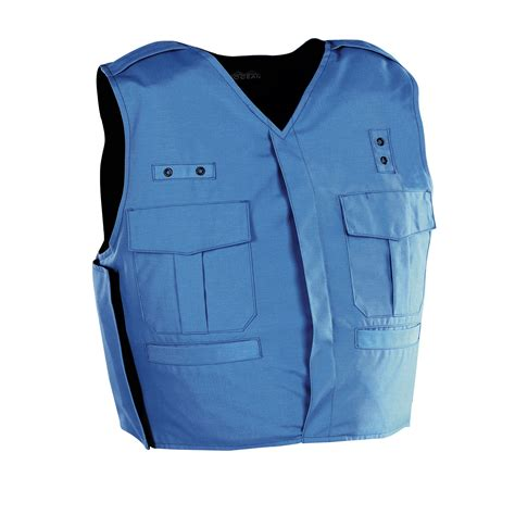 Vest Outer Navy mocean shirt style outer vest carrier