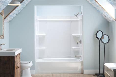 sterling offers  caulk  shower installation builder